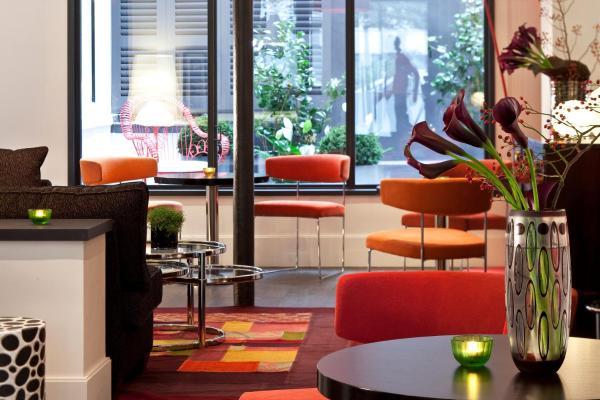 Best Western Hotel Marais Bastille_1