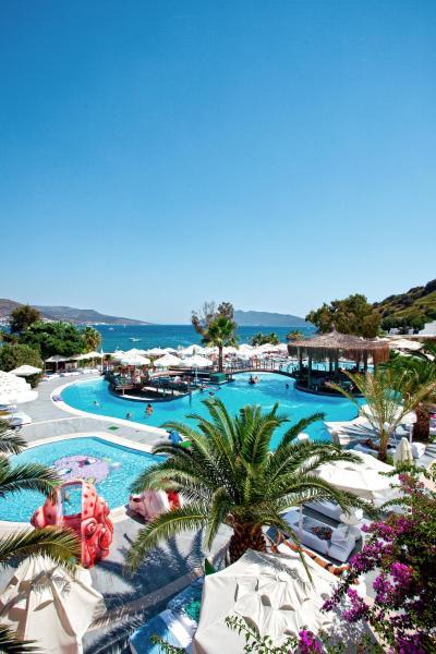Salmakis Beach Spa & Resort Bodrum