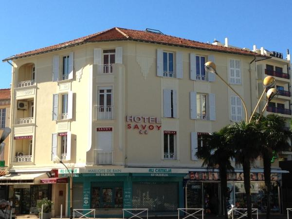Savoy Hôtel Juan-les-Pins