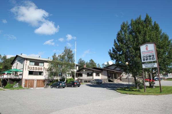 Hotelli Jussan Tupa