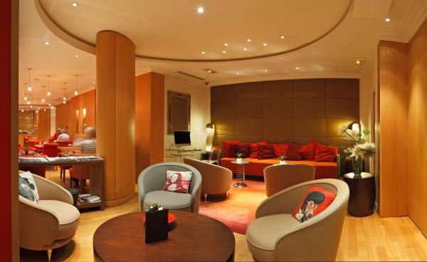 Waldorf Arc De Triomphe Hotel Paris