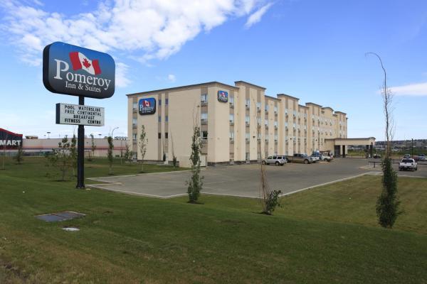 Pomeroy Inn and Suites Dawson Creek
