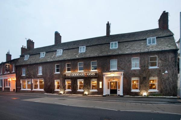 The Goddard Arms Hotel Swindon