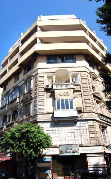 Nile Zamalek Hotel_1