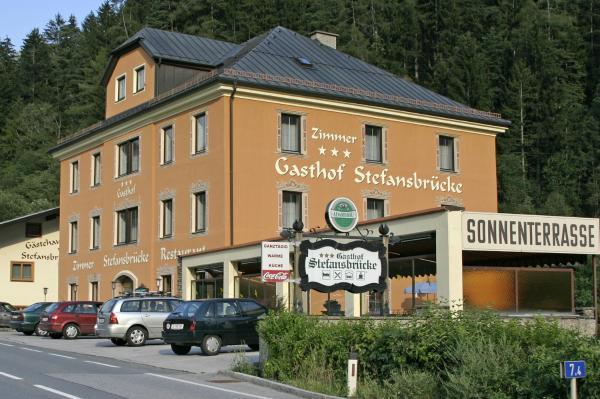 Hotel Gasthof Stefansbrücke Innsbruck