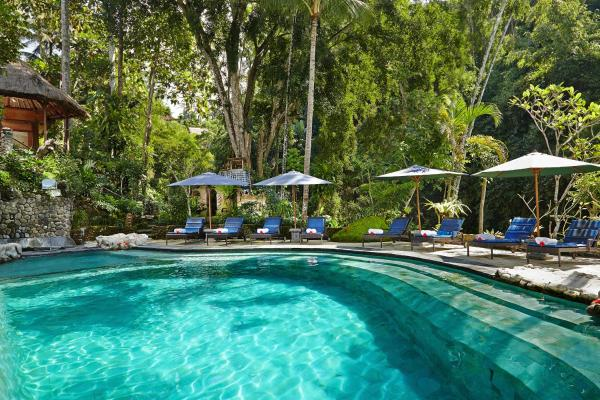 Hotel Tjampuhan Spa Bali