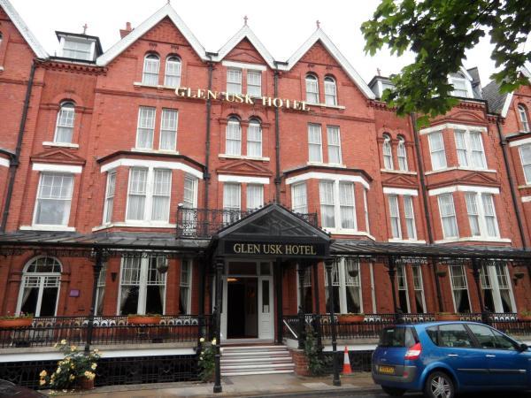 Glen Usk Hotel Llandrindod Wells