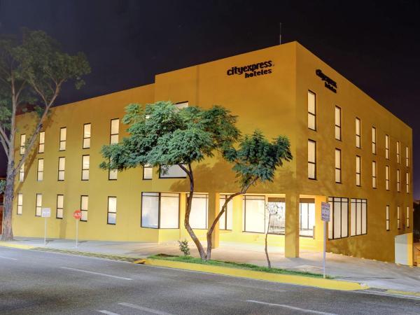 Hotel City Express Oaxaca_1