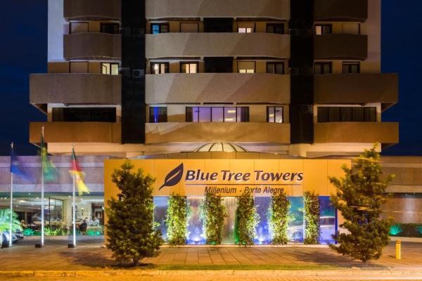 Blue Tree Millenium Hotel Porto Alegre