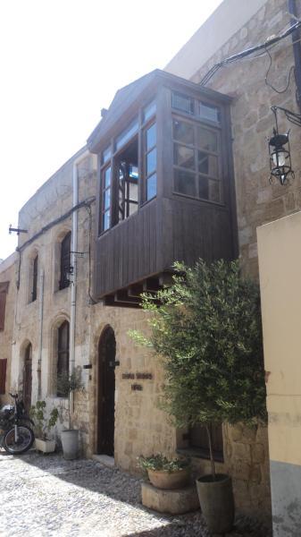 Domus Studios Hotel Rhodes