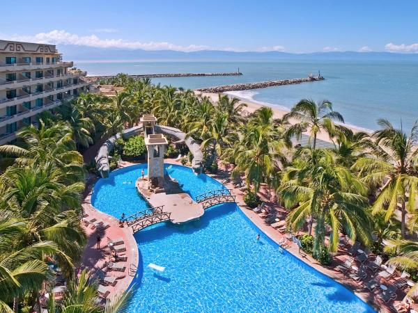 Paradise Village Beach Resort And Spa Hotel Puerto Vallarta