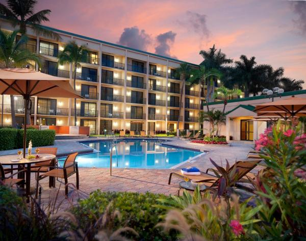Courtyard Hotel East Fort Lauderdale