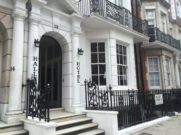 Hallam Hotel London