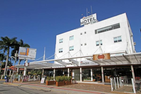 Don Zepe Flat Hotel Florianópolis