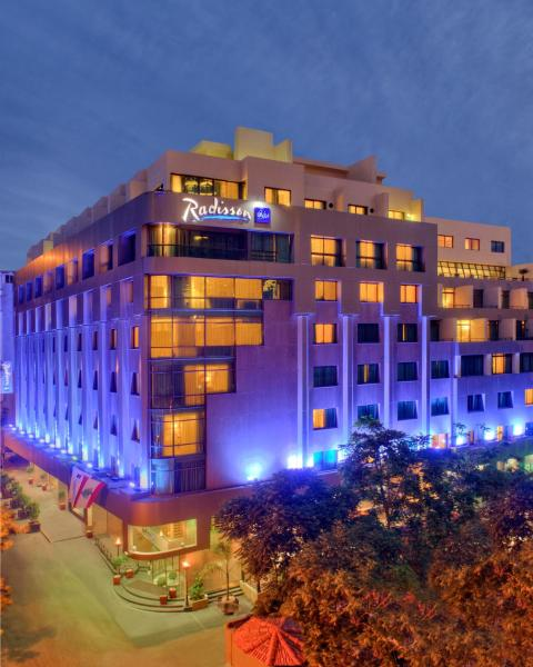 Radisson SAS Martinez Hotel Beirut