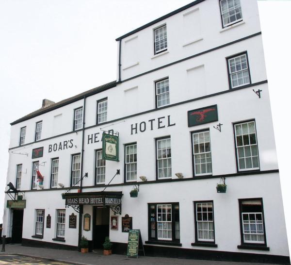 Boars Head Hotel Carmarthen