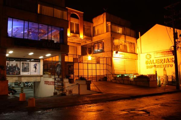 Hotel Galerias Pasto