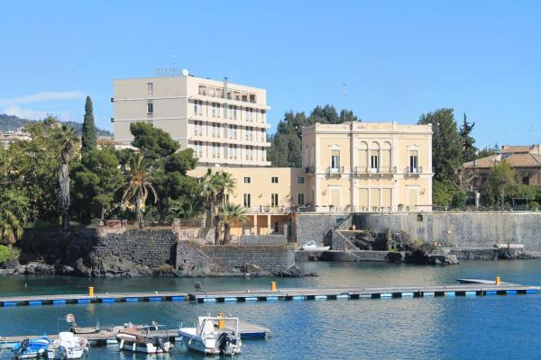 Jolly Hotel Ognina Catania