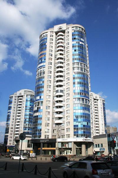 Hhotel Apartments on Radishcheva 18