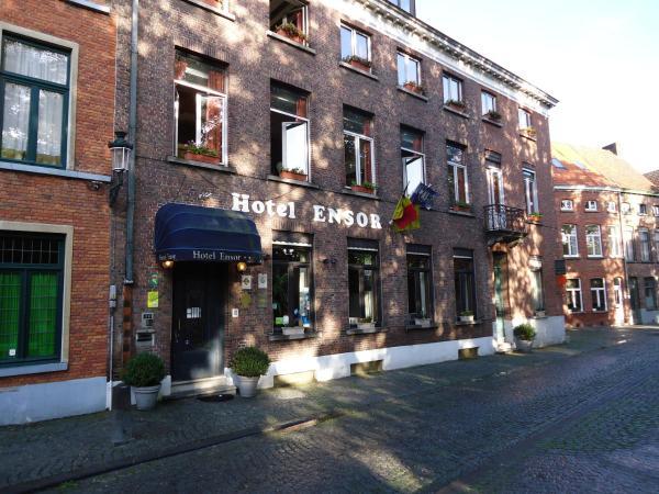 Ensor Hotel Bruges
