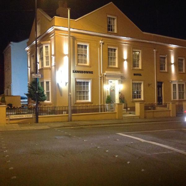 The Lansdowne Hotel Leamington Spa