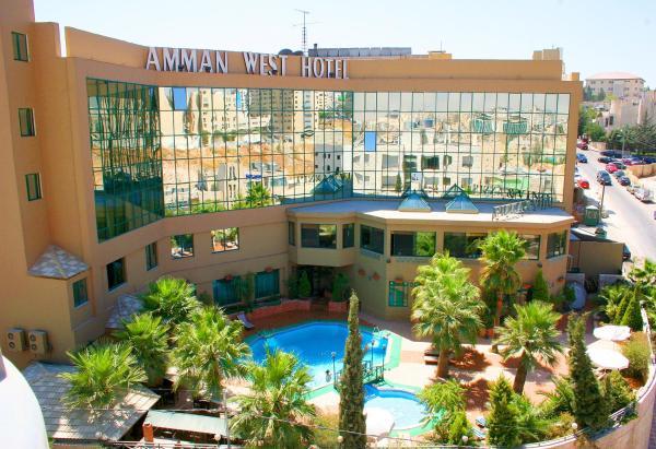 West Hotel Amman