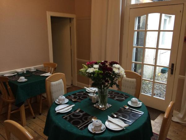 Adam Drysdale House Edinburgh