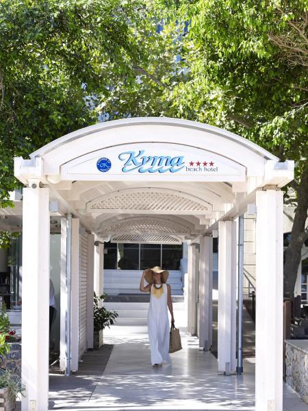 Kyma Beach Hotel Rethymno