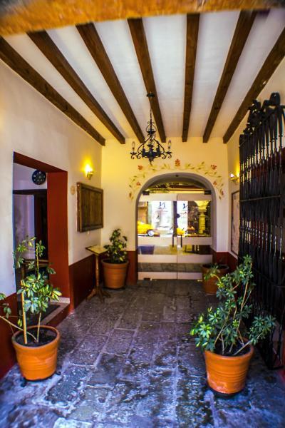 Parador San Agustin Hotel Oaxaca