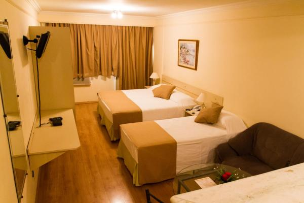 Harbor Self Buriti Suites Hotel Campo Grande