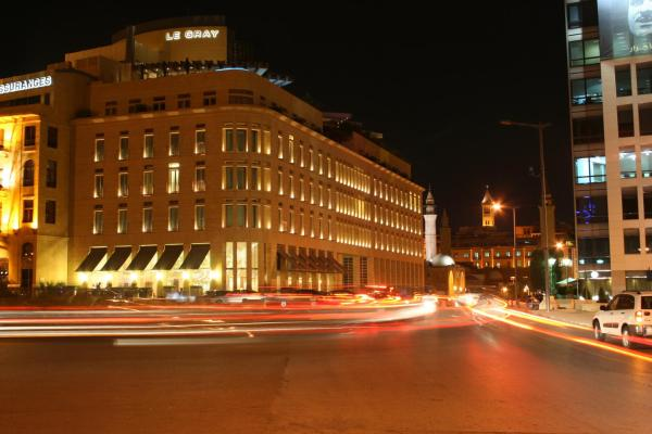 Le Gray Hotel Beirut
