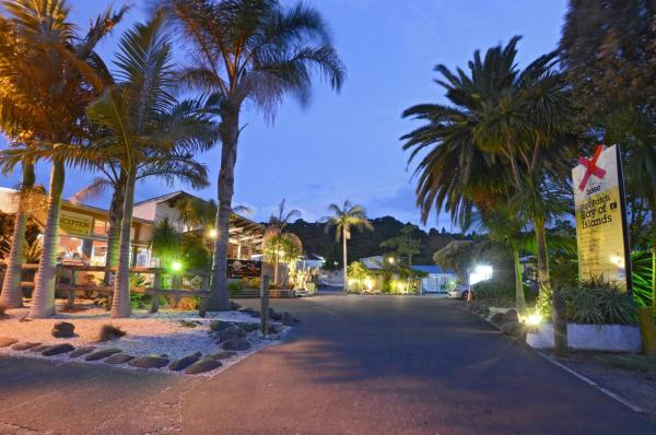 Base PiPi Patch Hotel Bay of Islands