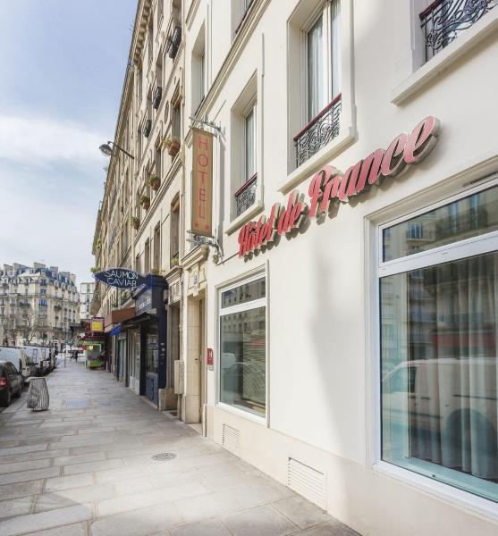 De France Quartier Latin Hotel Paris
