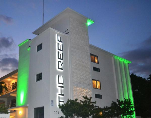 The Reef A North Beach Village Resort Hotel