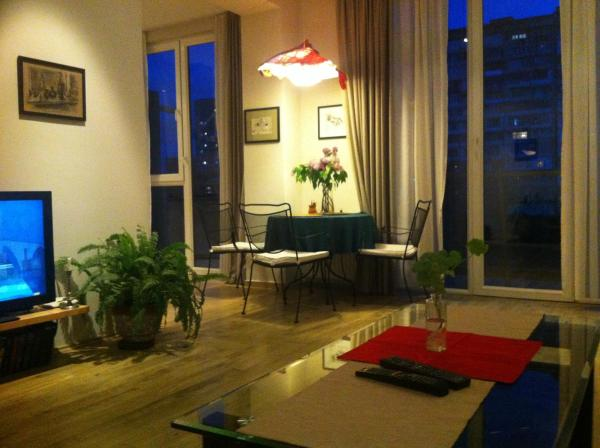 Apartment Bakhtrioni