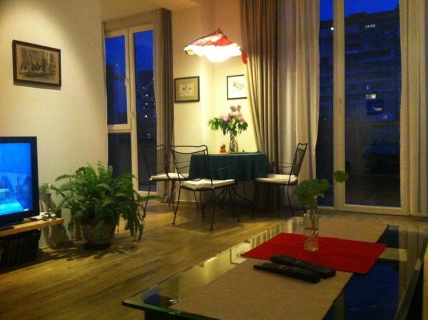 Apartment Bakhtrioni_1