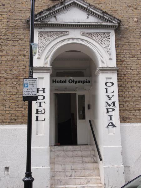 Olympia Hotel London