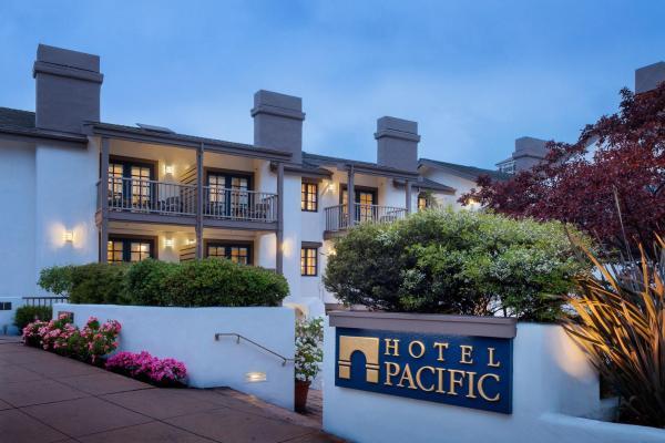 Pacific Hotel Monterey