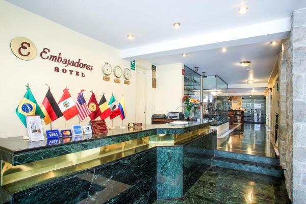 Best Western Embajadores Hotel Lima (Peru)