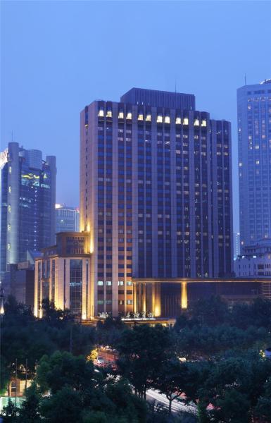 Jin Jiang Rainbow Hotel Shanghai