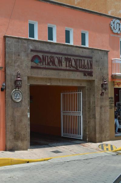 Hotel La Rienda Mision Tequillan_1