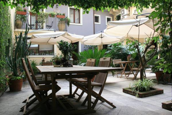 Casa Barbero Charme Bed And Breakfast Catania