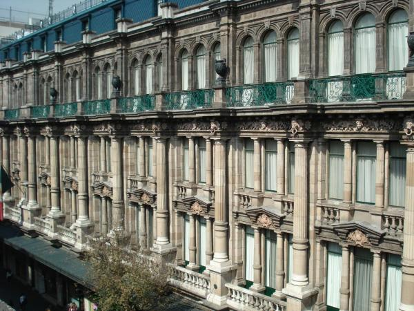 Gran Hotel Ciudad de Mexico Hotel Mexico City