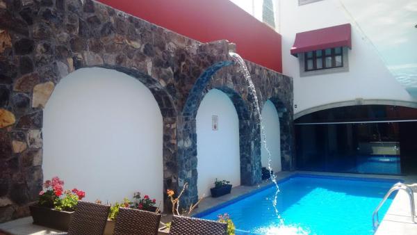 Hotel San Xavier