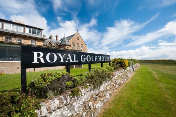 Swallow Royal Golf Hotel Dornoch