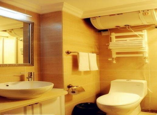 Benxi Love Family Apartment Dongfen