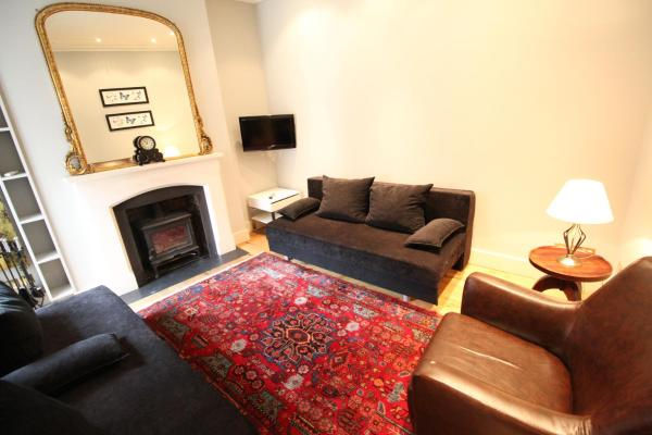 1 Bedroom Apartment Covent Garden_1