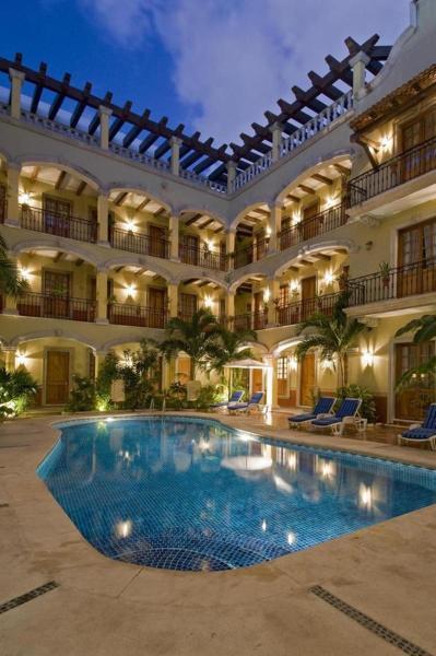 Hacienda Real Del Caribe Hotel Playa del Carmen