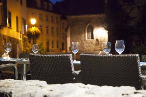 Auberge De L'Our Hotel Vianden