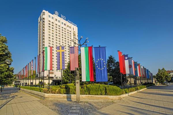 Kempinski Zografski Hotel Sofia